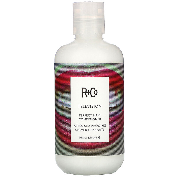 R+Co, Television, Perfect Hair Conditioner, 8.5 fl oz (241 ml) (Discontinued Item)