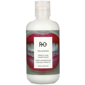R+Co, Television, Perfect Hair Conditioner, 8.5 fl oz (241 ml)