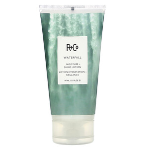 R+Co, Waterfall, Moisture + Shine Lotion, 5.0 fl oz (147 ml)