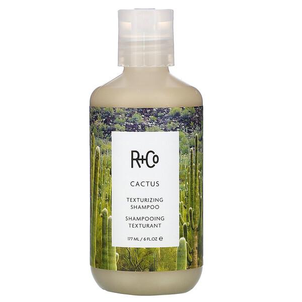 Cactus, Texturizing Shampoo, 6 fl oz (177 ml)