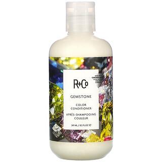 R+Co, Gemstone, Condicionador de Cor, 241 ml (8,5 fl oz)