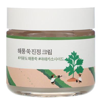 Round Lab Mugwort Calming Cream, 80 ml