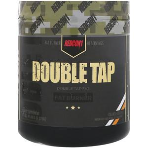 Redcon1, Double Tap, Fat Burner, Orange Crush, 6.23 oz (176.68 g) отзывы