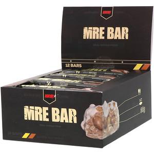 Redcon1, MRE Bar, Banana Nut Bread, 12 Bars, 2.36 oz (67 g) Each отзывы