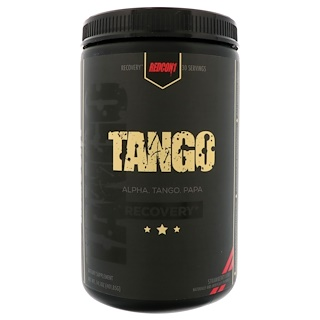 Redcon1, Tango Recovery, Strawberry Kiwi, 14.1 oz (401.85 g)