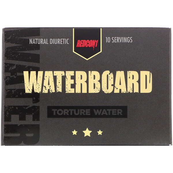 Waterboard, Natural Diuretic, 30 Tablets