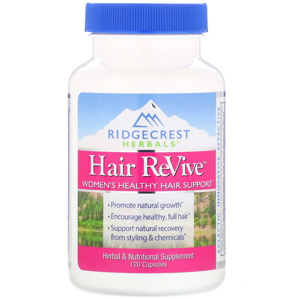 Hair ReVive, 120 Capsules