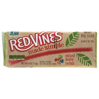 Red Vines, 甘草,混合漿果,4 盎司(113 克)
