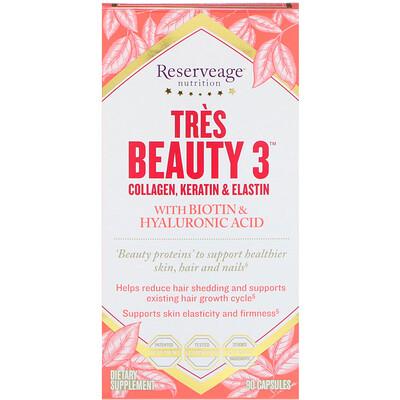 Купить Tres Beauty 3, 90 капсул