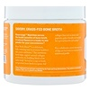 ReserveAge Nutrition, Bone Broth Boost, Grass-Fed Collagen Protein, Chicken Vegetable Flavored, 4.23 oz (120 g)