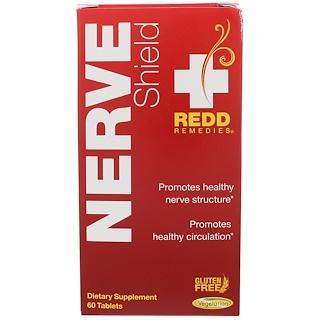 Redd Remedies, Escudo nervioso, 60 Tabletas
