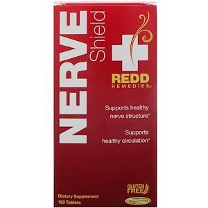 Редд Ремедис, Nerve Shield, 120 Tablets отзывы