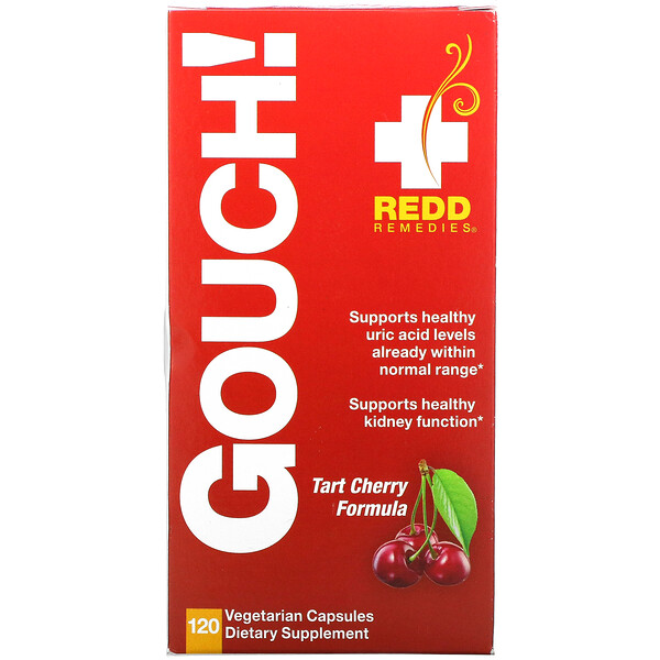 Gouch!, 120 Vegetarian Capsules