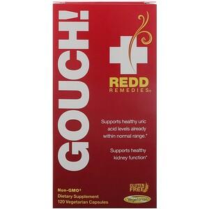 Редд Ремедис, Gouch!, 120 Vegetarian Capsules отзывы покупателей