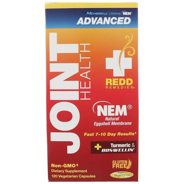 Redd Remedies, Joint Health Advanced, 120 Vegetarian Capsules