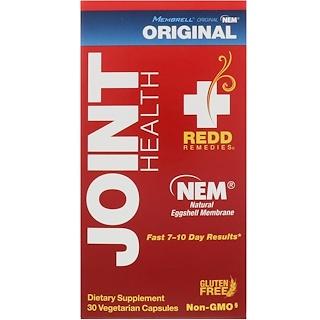 Redd Remedies, Joint Health Original، 30 كبسولة نباتية