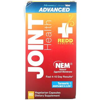 Redd Remedies, Joint Health Advanced, 60 Vegetarian Capsules
