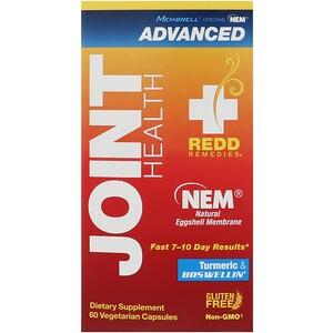 Редд Ремедис, Joint Health Advanced, 60 Vegetarian Capsules отзывы