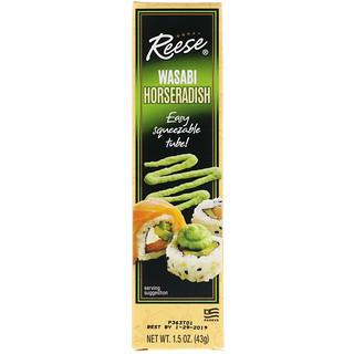 Reese, Horseradish, Wasabi, 1.5 oz (43 g)