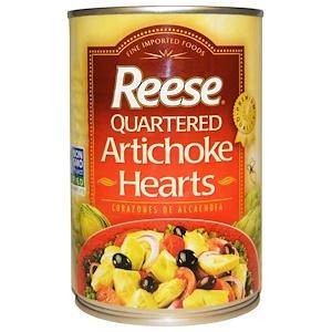 Риз, Quartered Artichoke Hearts, 14 oz (396 g) отзывы