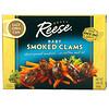 Reese, Baby Smoked Clams, 3.66 oz (104 g)