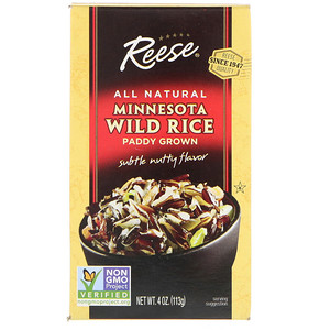 Риз, All Natural, Minnesota Wild Rice, Subtle Nutty Flavor, 4 oz (113 g) отзывы покупателей
