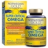 Renew Life, Super Critical Omega, Orange Flavor, 30 Enteric-Coated Softgels