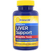 Renew Life, Extra Care, Liver Support, Herbal Detox Formula, 90 Vegetable Capsules
