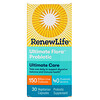 Renew Life, Ultimate Care, Ultimate Flora Probiotic, 150 Billion Live Cultures, 30 Vegetarian Capsules