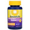 Renew Life, UltimateFlora, пробиотик для детей, спелый апельсин, 1млрд живых культур, 60жевательных таблеток
