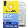 Renew Life, Пробиотики Ultimate Flora максимального действия, 50млрд живых культур, 30вегетарианских капсул