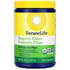 Renew Life, Organic Clear Prebiotic Fiber, 9.5 oz (269 g)