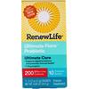 Renew Life, アルティメット フローラ プロバイオティクス、エクストラ ケア、2000億、7パック、0.86 oz (24.5 g)