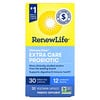 Renew Life, Ultimate Flora Extra Care Probiotic, 30 Billion CFU, 30 Vegetarian Capsules