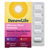 Renew Life, Ultimate Flora Probiotic, пробиотики для женщин с 15 млрд живых культур, 60 растительных капсул