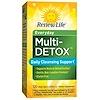 Renew Life, 每天,多種毒素,每天清潔支持,120 粒素食膠囊
