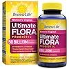 Renew Life, Women's Vaginal, Ultimate Flora Probiotic, 50 Billion Live Cultures, 30 Vegetable Capsules