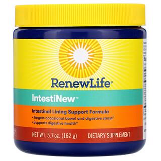 Renew Life, IntestiNew, средство для поддержки слизистой оболочки кишечника, 162г (5,7унции)