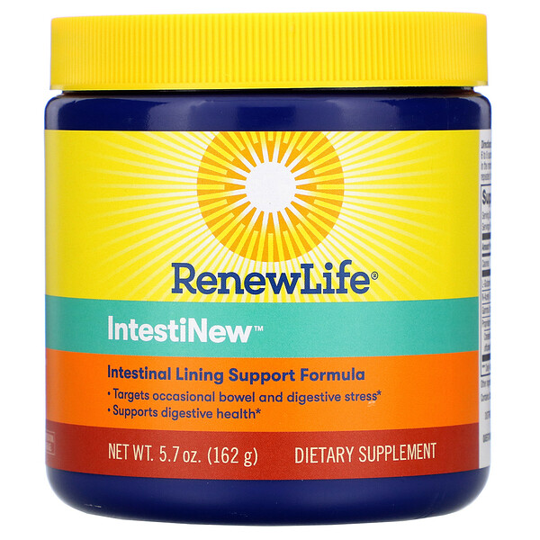 IntestiNew, Intestinal Lining Support Formula, 5.7 oz (162 g)
