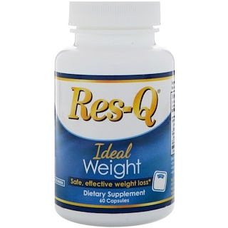 Res-Q, Ideal Weight, 60 Capsules