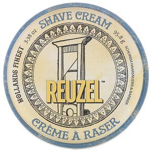 Reuzel, Shave Cream, 3.38 oz (95.8 g) отзывы