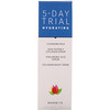 Reviva Labs, 5-Day Trial, Hydrating, 4 Piece Kit, 0.25 oz (7 g) Each