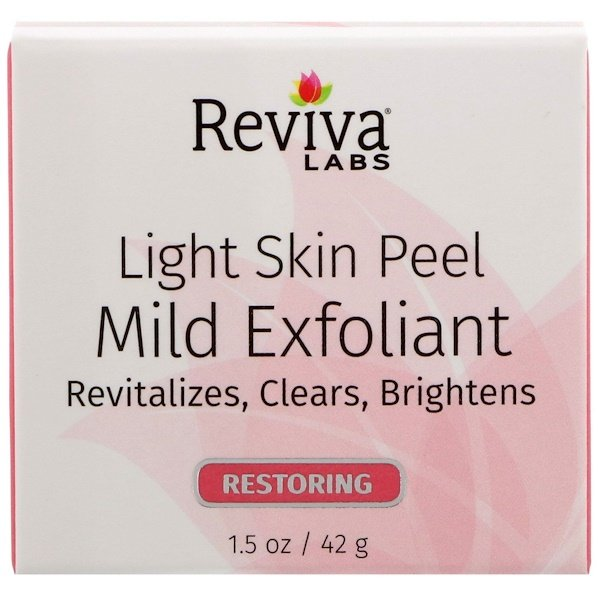 Reviva Labs, Light Skin Peel, 1.5 oz (42 g) (Discontinued Item)