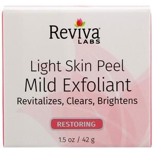 Ревива Лабс, Light Skin Peel, 1.5 oz (42 g) отзывы покупателей