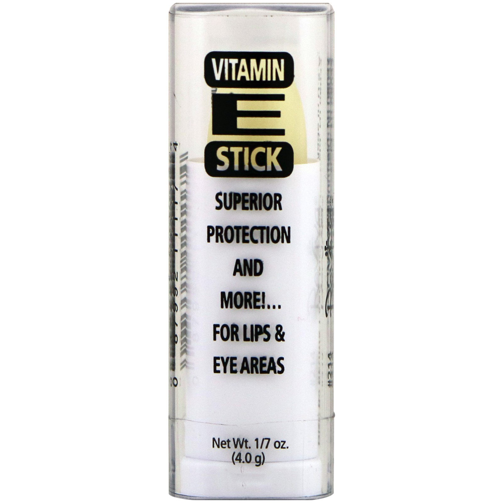 Reviva Labs, Vitamin E Stick, 1/7 oz. (4.0 g)