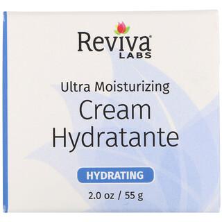 Reviva Labs, Ultra Moisturizing, Cream Hydratante, 2.0 oz (55 g)