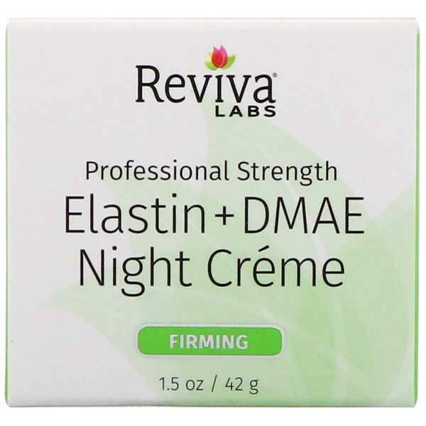 Elastin + DMAE Night Creme, 1.5 oz (42 g)