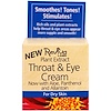 Reviva Labs, Throat & Eye Cream, 1.5 oz (41 g)