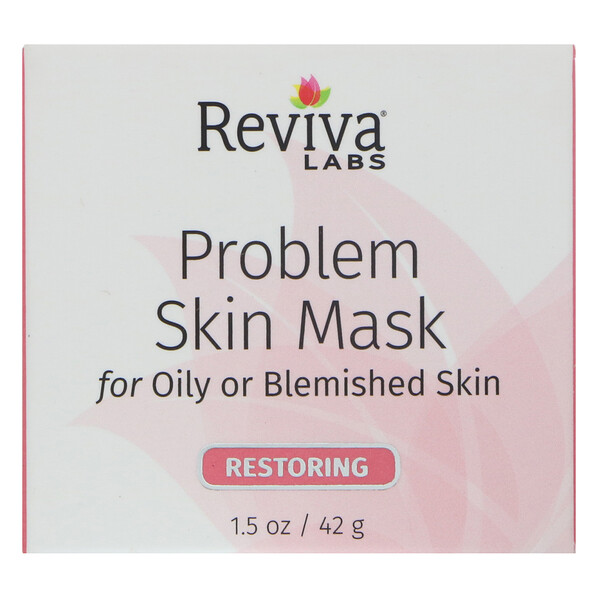 Reviva Labs, Problem Skin Mask, 1.5 oz (42 g) (Discontinued Item)