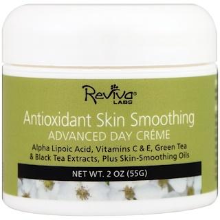 Reviva Labs, Antioxidant Skin Smoothing Day Cream, 2 oz (55 g)